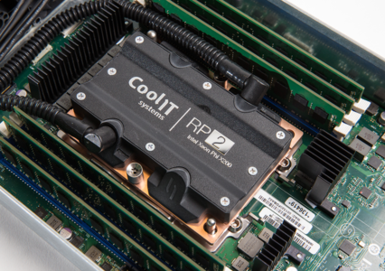 Direct Contact Liquid Cooling - HPC & high-density